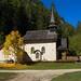 La chiesetta al Lago di Braies