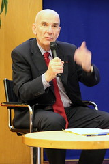 Yves Krattinger, sénateur de la Haute-Saône, président AFIMB