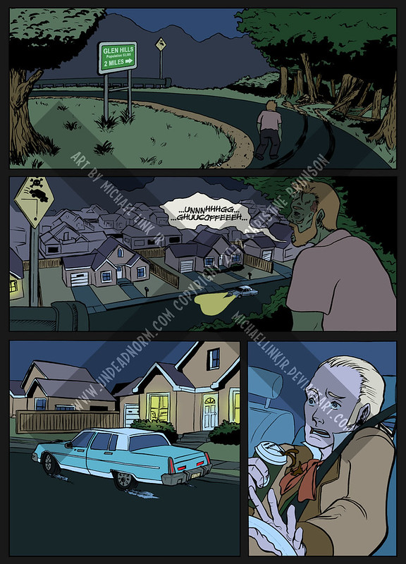 Undead Norm: What Happened to Brody? Page 3