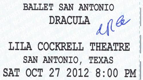 Ballet Dracula