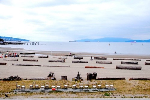 Kitslano Beach Vancouver