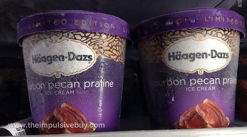 Ha?agen-Dazs Bourbon Pecan Praline