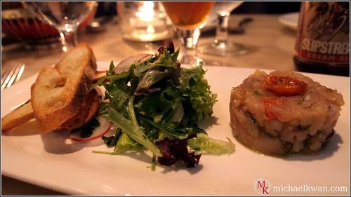 Le Parisien Restaurant, Vancouver
