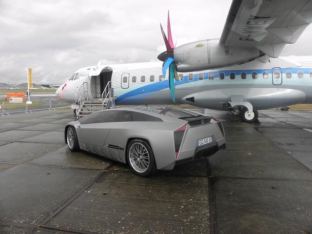 The 2010 Farnborough Airshow