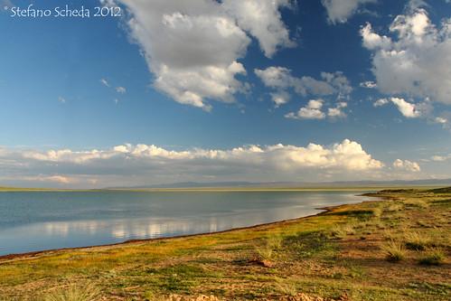 Taigan Nuur - Govĭ-Altay, Mongolia