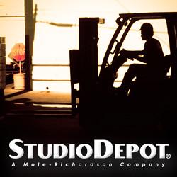 studio depot banner