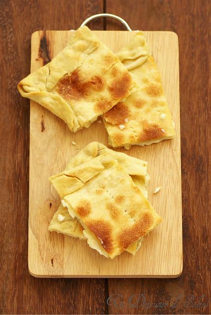 Tourte italienne au fromage