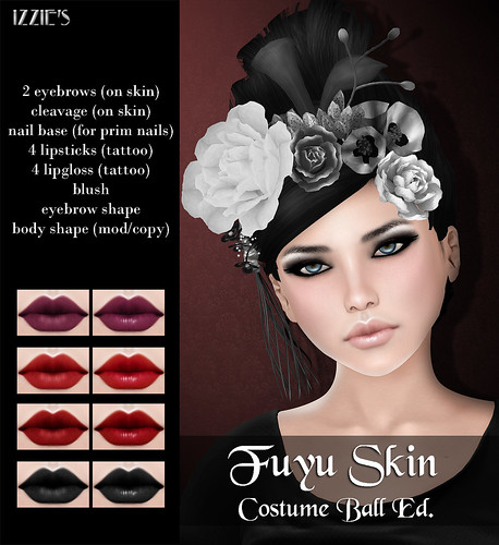 Fuyu Skin (for Costume Ball)