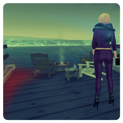 A Long Walk Off A Short Pier