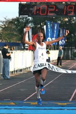 Medio Maratón de Veracruz 2013