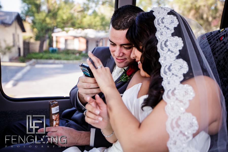 Karina & Ryan's Wedding | St. Margaret Mary Church & Ceviche Tapas Restaurant | Orlando Florida Destination Wedding Photographer