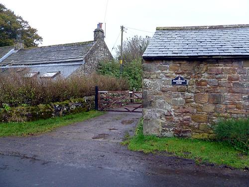 Bankshead Farm, site of Milecastle 52