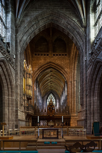 Chester Cathedral, Chester