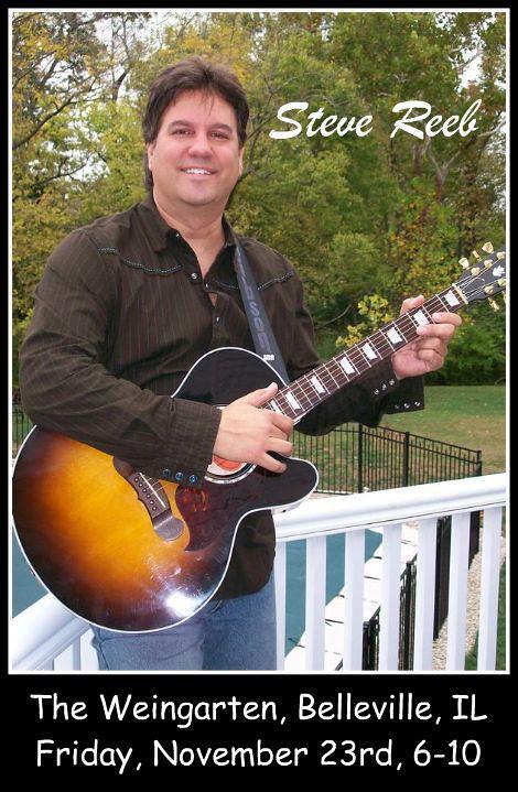 Steve Reeb 11-23-12