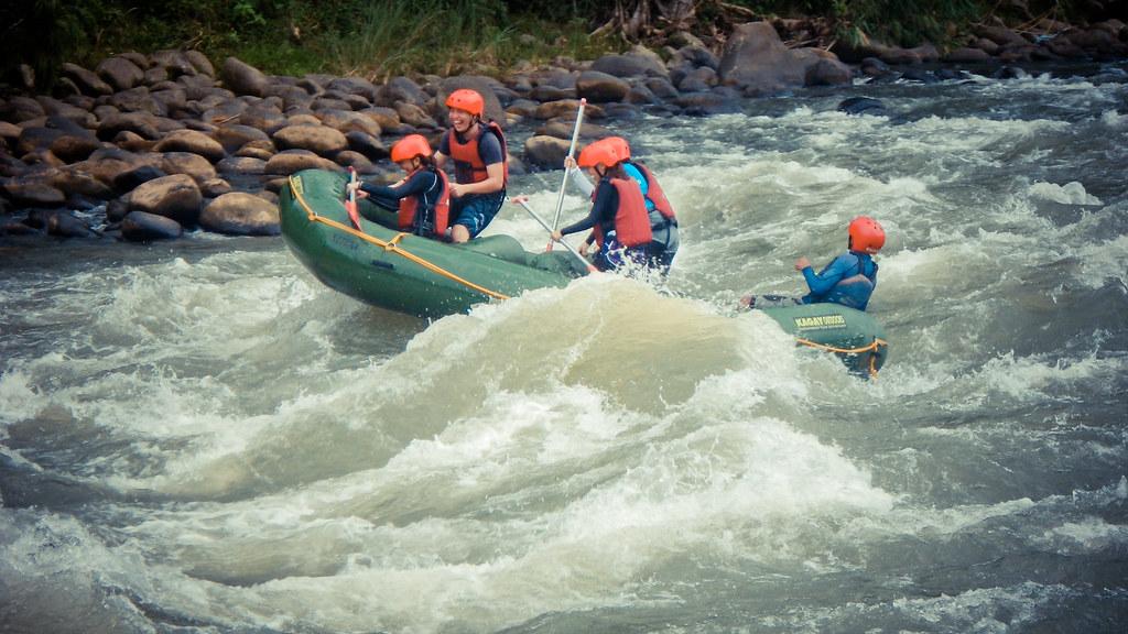 Cagayan de Oro, CDO, Whitewater Rafting