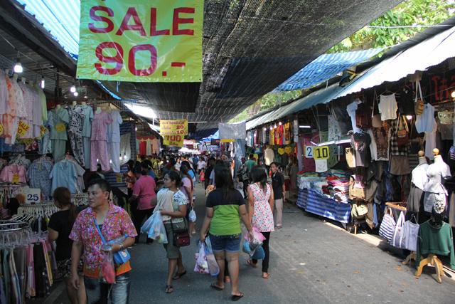 A Local Style Thai Fair