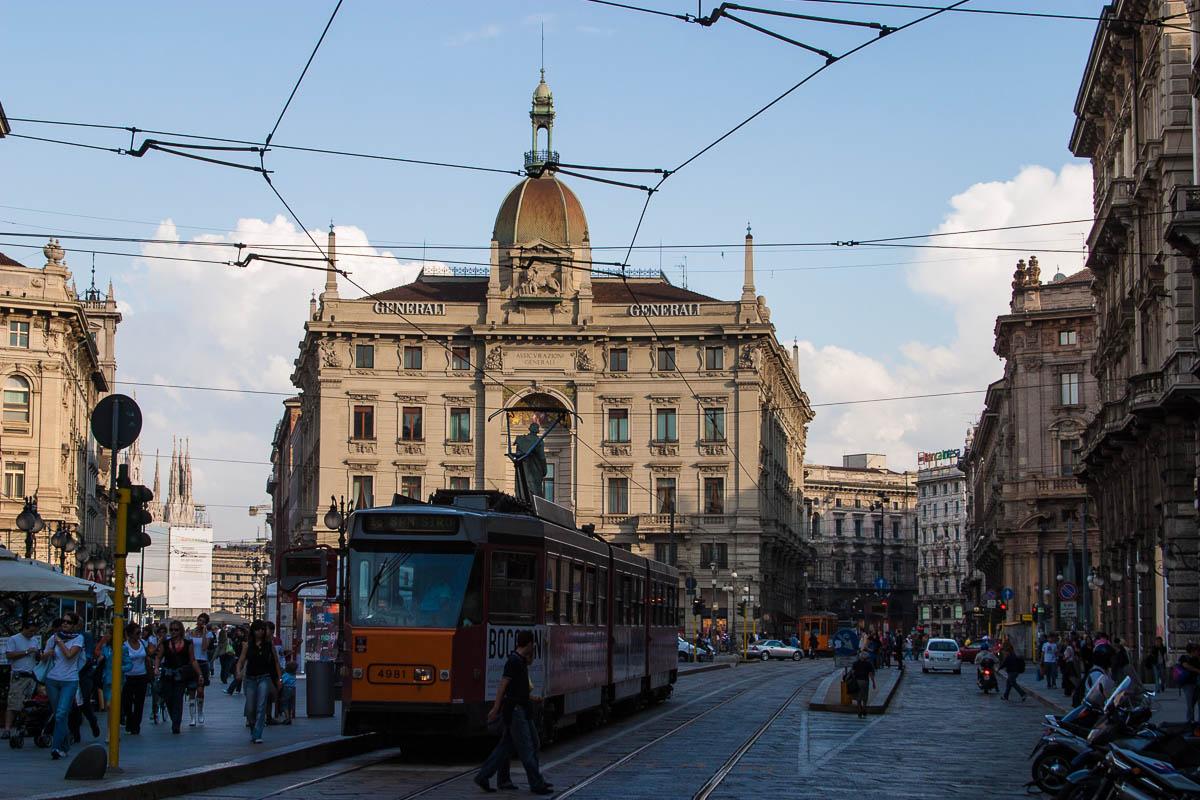 Piazza Cordusio