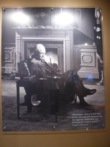10-1-12 KS - Abilene, Eisenhower Library & Museum 87