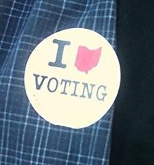 I <OHIO> Voting