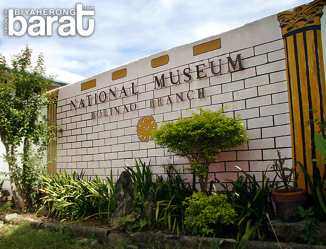 National Museum Bolinao Branch Pangasinan