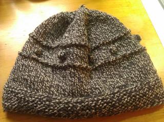 Snoflinga hat