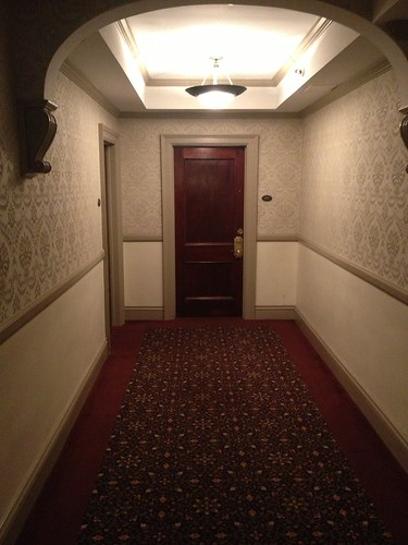 The Stanley Hotel - room 217