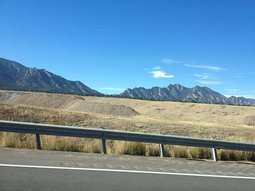 outside Boulder