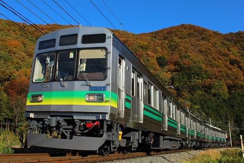 7507F @波久礼〜樋口