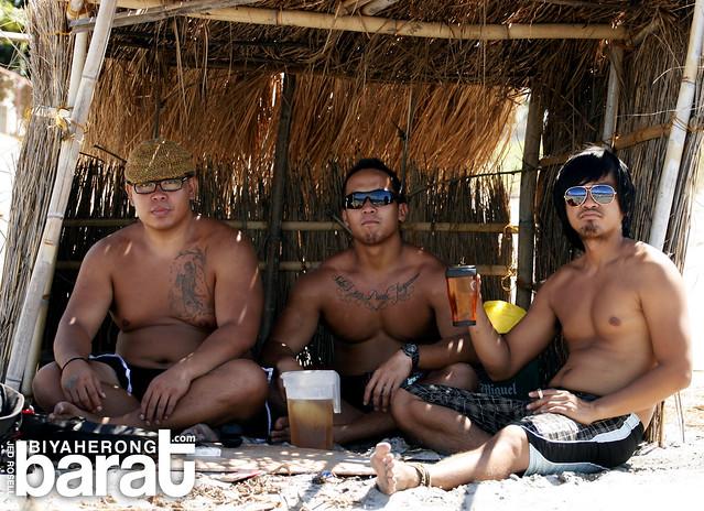 Vacation at nagbalayong beach morong bataan