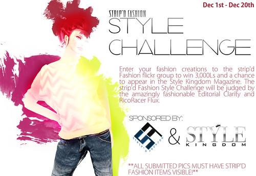 strip'd Fashion Style Challenge by strip'd Fashion