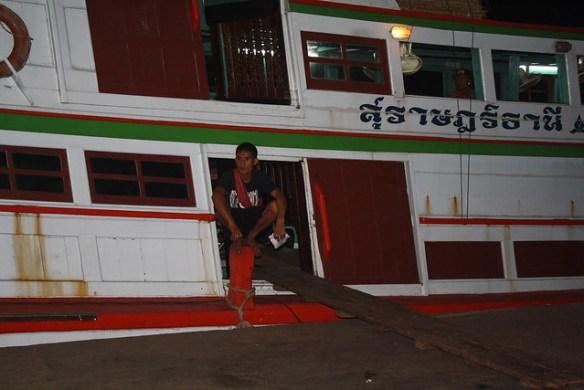 The Night Boat to Koh Tao