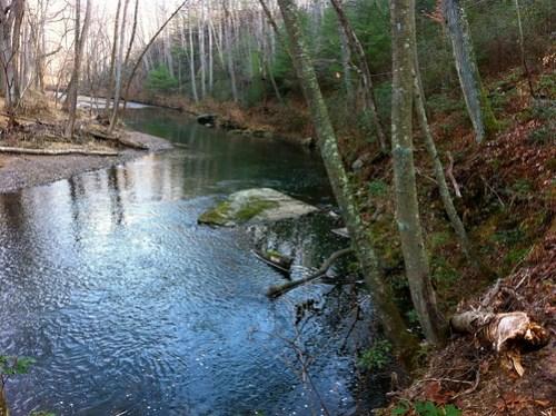 Gunpowder River Bend Pool