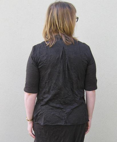 Simplicity 2283 vest, Simplicity 2181 top
