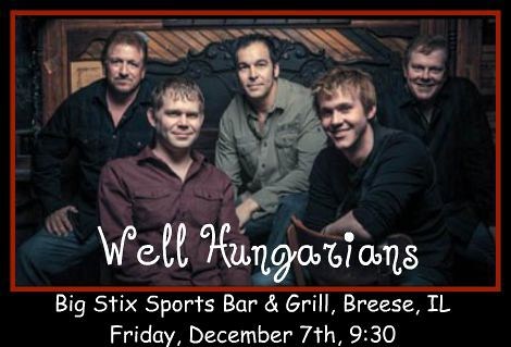Well Hungarians 12-7-12