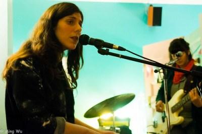 Lisa Bozikovic @ Raw Sugar Cafe