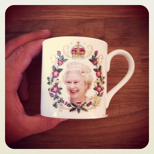 Ny kaffekopp
