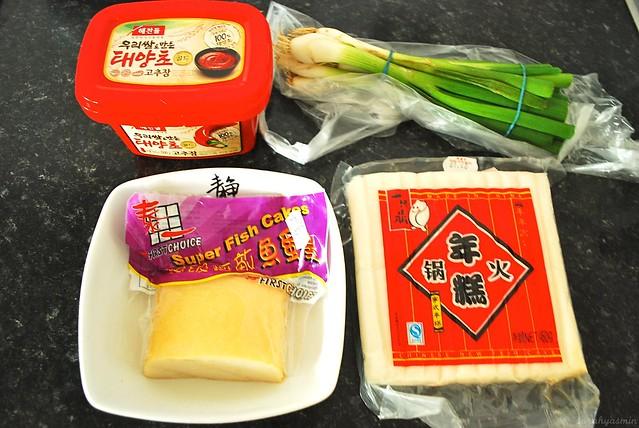 tteokbokki, dukbokki, korean, korea, korean snack, street food, tteok,