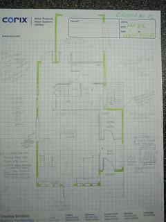Main floor - green plan V3