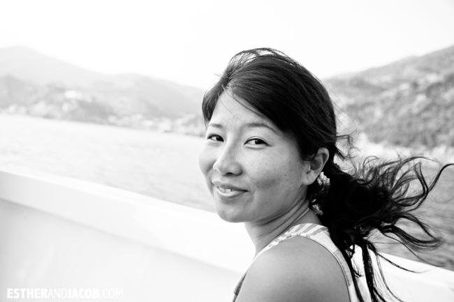 Boat Ride from Vernazza to Monterosso Al Mare | What to Do in Cinque Terre Italy