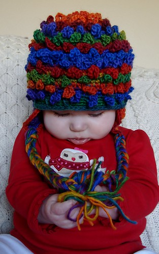 picture of lil loopy beanie