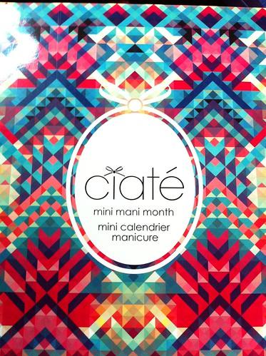 Ciate Mini Mani Month