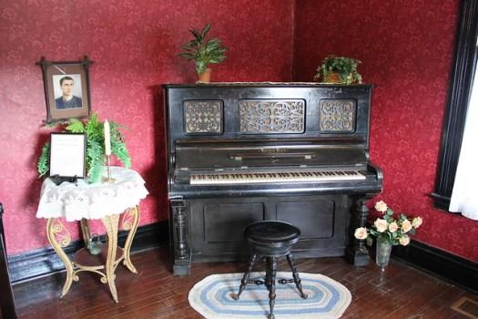 Casey Jones Home and Museum, Jackson TN