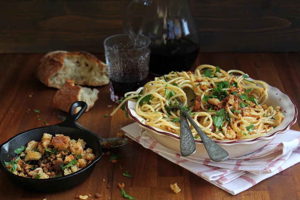 Spaghetti della vigilia