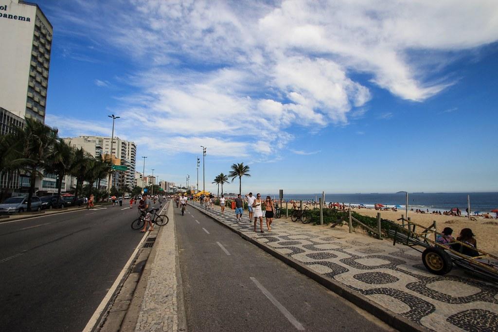 Ipanema Beach - Rio de Janeiro, Brazil