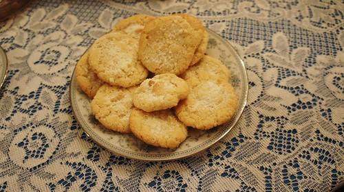 Homemade Almond Cookies (Gluten-Free)