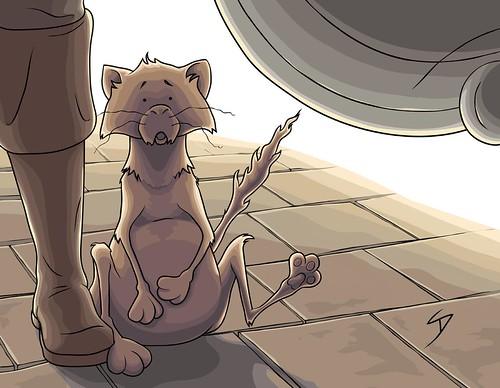 'The Last Bear' 16 by David A Sutton