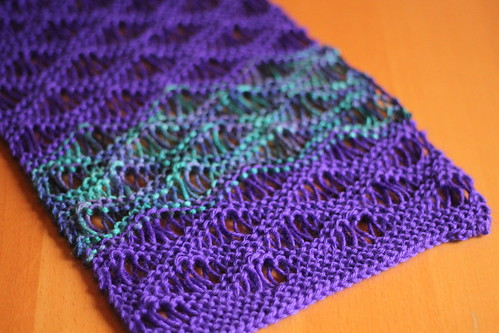 Sea Foam Stitch