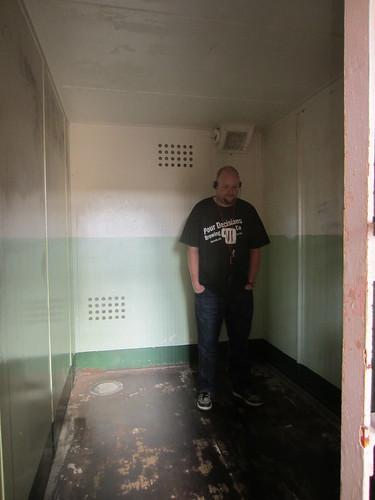 matt in solitary confinement