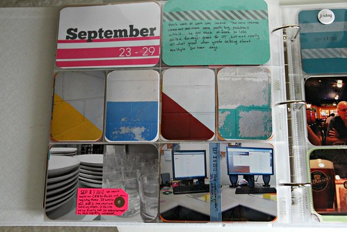 Project Life: September