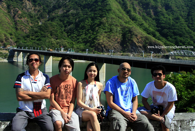 Group picture in Quirino Bridge Bantay Ilocos Sur